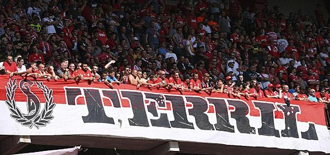 Foto: Choc wallon : 4000€ d'amende pour Charleroi... et le Standard !
