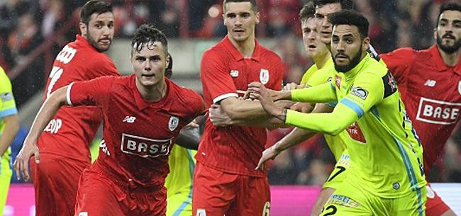 Foto: Le Standard risque de perdre un jeune talent