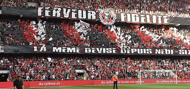 Foto: Les supporters rouches veulent deux victoires contre Lokeren