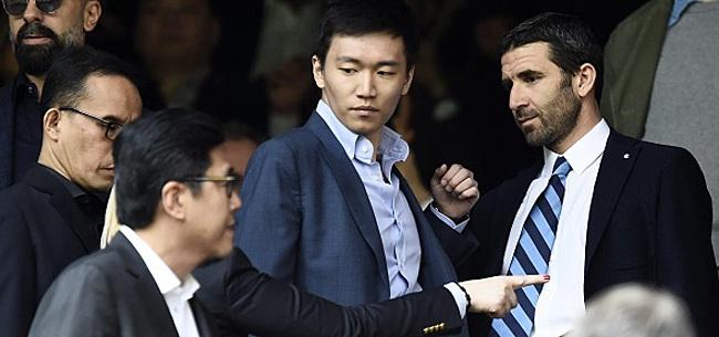Foto: Le duo Dzeko - Lukaku prend forme à l'Inter : premier accord trouvé!