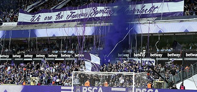 Foto: Les supporters d'Anderlecht méritaient bien cela