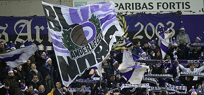 Foto: Anderlecht règle un problème majeur et débourse 100.000 euros