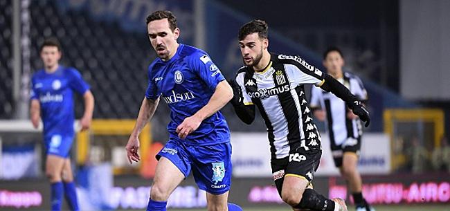 Foto: CROKY CUP Bruno délivre Charleroi en toute fin de match