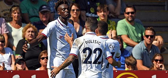 Foto: Abraham offre une première victoire à Chelsea