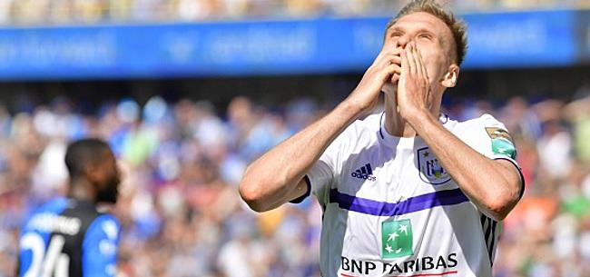 Foto: Vers un retour de Teodorczyk à Anderlecht?