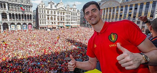 Foto: Il est ravi du transfert de Courtois: