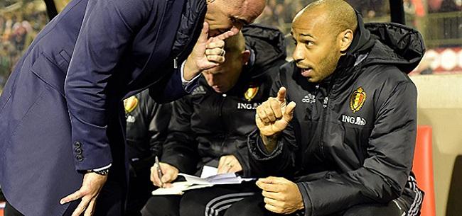 Foto: Quid de l'avenir de Thierry Henry?