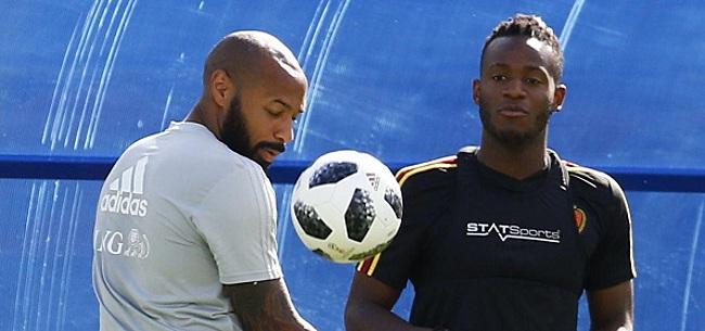 Foto: L'avis d'Henry sur un possible transfert de Batshuayi à Monaco