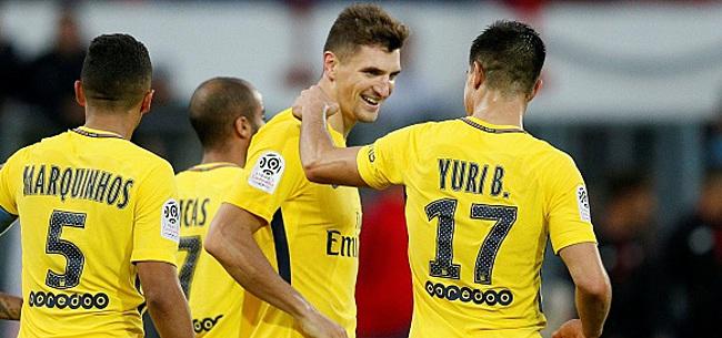 Foto: Alves se fait allumer après la défaite au Bayern, une chance pour Meunier?