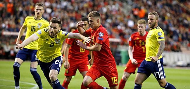 Foto: Thorgan Hazard pas totalement satisfait malgré la victoire