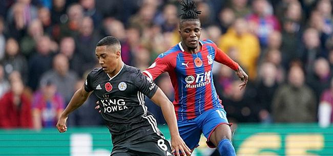 Foto: Leicester conserve sa troisième place après un brillant succès à Crystal Palace