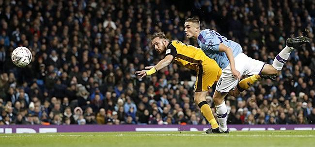 Foto: Il se moque d'un défenseur de Manchester City et passe à l'acte