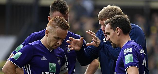 Foto: Trebel désigne les deux joueurs qu'Anderlecht doit transférer cet hiver