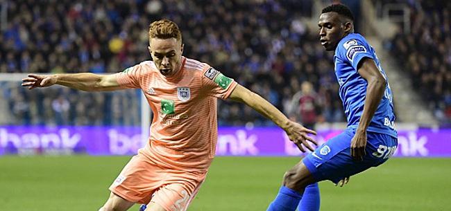Foto: Genk fait plus fort qu'Anderlecht