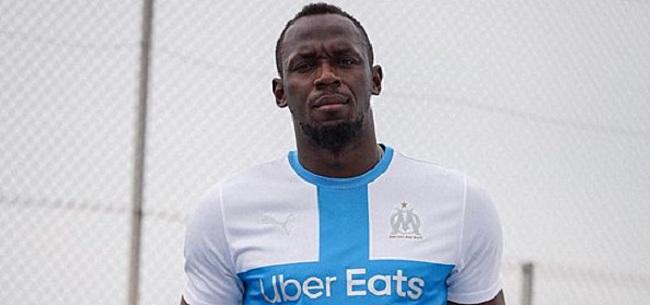 Foto: Usain Bolt est à Marseille