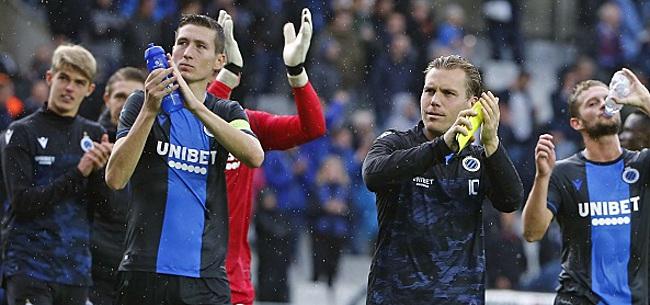 Foto: Vormer est venu supporter Zulte Waregem contre Anderlecht