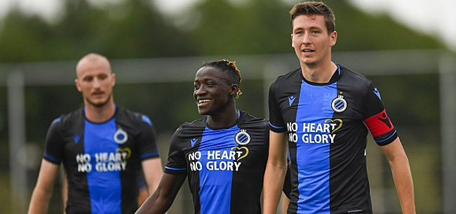 Foto: Bruges passe à l'action et fait une offre record pour Gaich