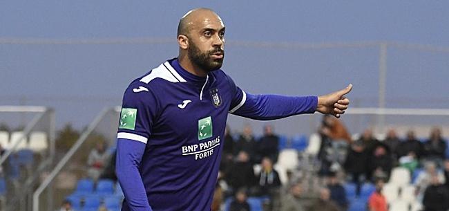 Foto: Anderlecht a un nouveau plan pour Vanden Borre