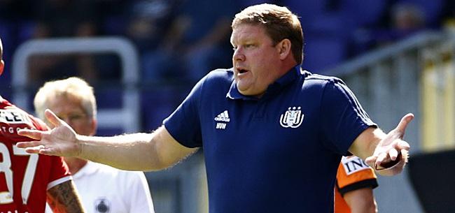 Foto: TRANSFERTS:  encore un dossier épineux pour Anderlecht, deux attaquants à Bruges