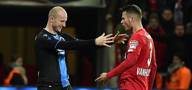 Foto: Vanheusden critiqué: