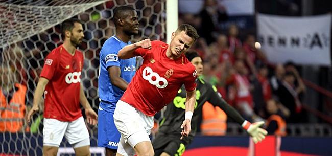 Foto: TRANSFERTS: Anderlecht fait une offre à un milieu, Vanheusden au Standard