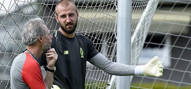 Foto: Le Standard songe à un gardien belge pour remplacer Milinkovic