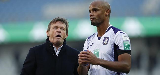 Foto: Bruges veut piquer l'attaquant à Anderlecht