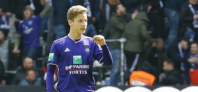 Foto: Le staff médical d'Anderlecht a fait une erreur avec Verschaeren