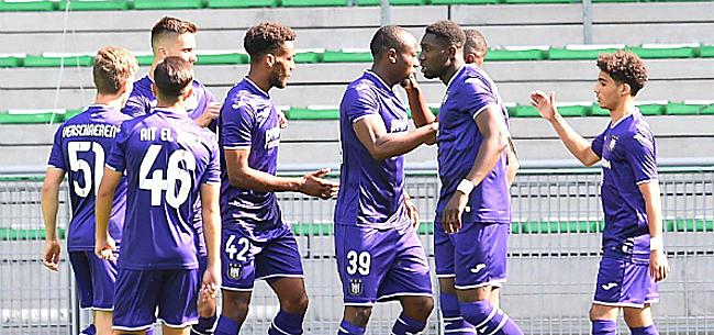Foto: Grande alarme COVID à Anderlecht : trois joueurs infectés