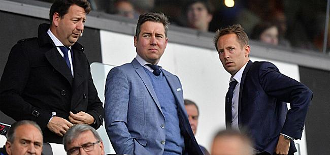 Foto: Le Club Bruges mécontent suite à la décision de la Pro League