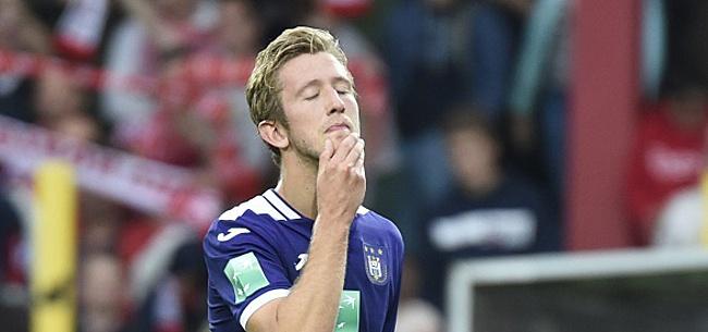 Foto: Genk-Anderlecht: le prono interpellant de Vanhaezebrouck