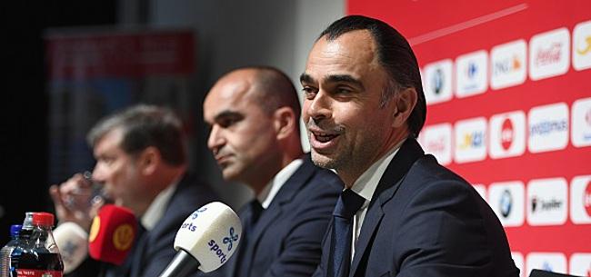 Foto: Martinez va-t-il à l'Euro espoir pour surveiller Walem?