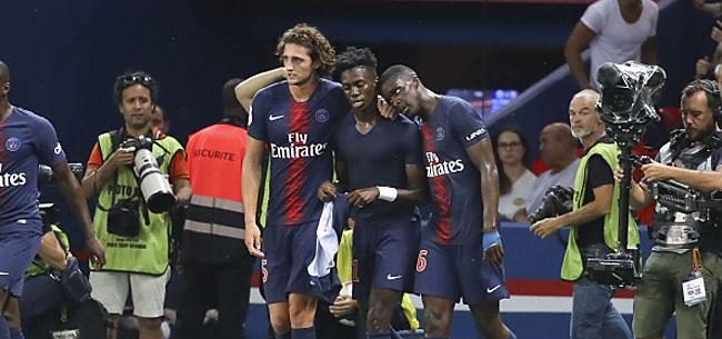 Foto: Mercato : Un attaquant du PSG se dirige vers Lille
