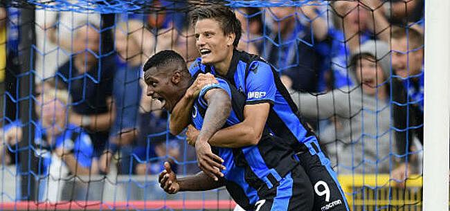 Foto: Jelle Vossen doit quitter le Club de Bruges