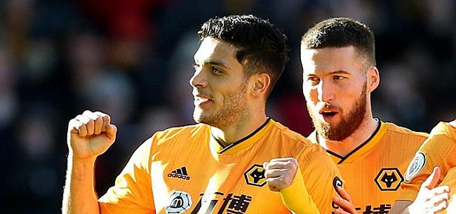 Foto: Wolverhampton et Dendoncker se baladent face à Watford