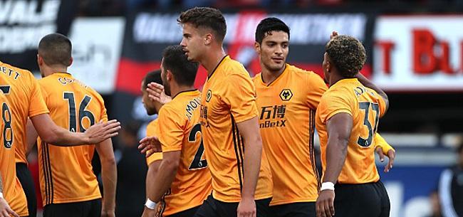 Foto: Dendoncker titulaire avec Wolverhampton contre United