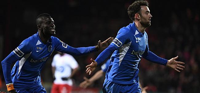 Foto: Genk s'impose dans la douleur et relègue Anderlecht à 7 points