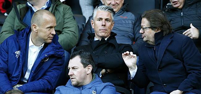 Foto: Zetterberg évoque la position de Verschueren à Anderlecht