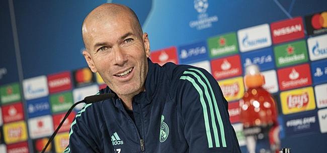 Foto: Zidane plane:
