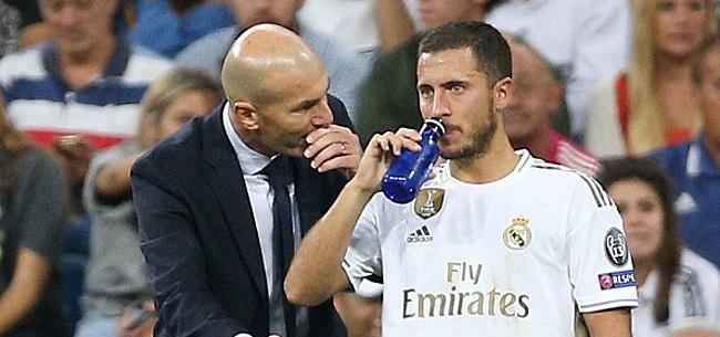 Foto: Hazard relance les tensions entre Perez et Zidane