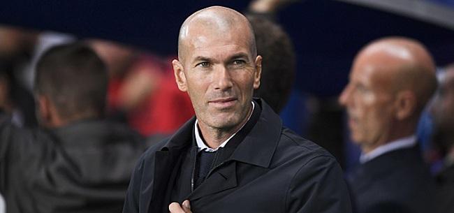 Foto: Fameuse tuile pour Zidane, il va devoir se passer de lui trois semaines