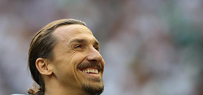 Foto: Qui est favori entre Manchester et le PSG ? Zlatan donne son avis