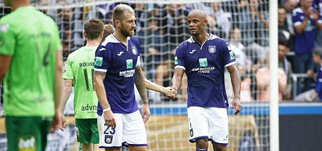 Foto: Anderlecht va de nouveau pouvoir compter sur lui