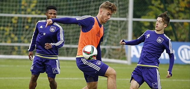 Foto: Coupe U21 - Anderlecht se qualifie pour les quarts de finale
