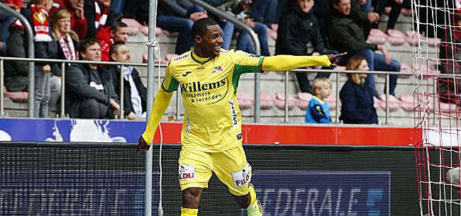 Foto: Ostende prolonge son contrat... d'une semaine, et teste un des frères Mandanda