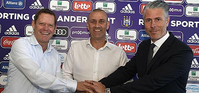 Foto: Voici les nouveaux maillots JOMA d'Anderlecht