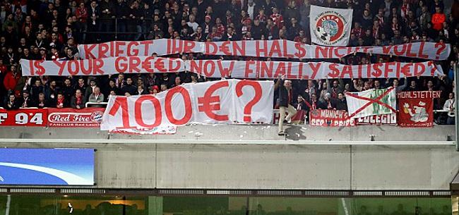 Foto: Les nouvelles banderoles du Bayern pour protester contre Anderlecht (PHOTOS)