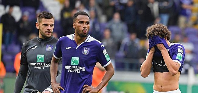 Foto: Mise au point: le problème d'Anderlecht ce n'est pas les attaquants