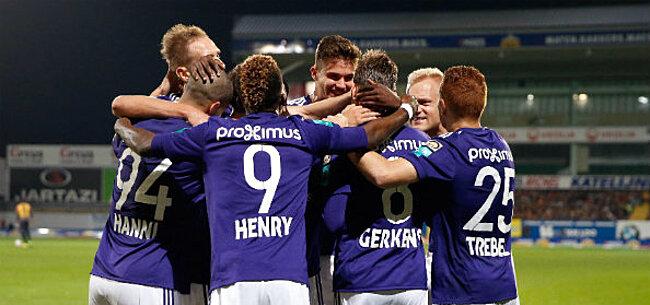 Foto: La Pro League coince le Club Bruges et tranquillise Anderlecht