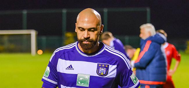 Foto: Vanden Borre va-t-il se recaser à Anderlecht?